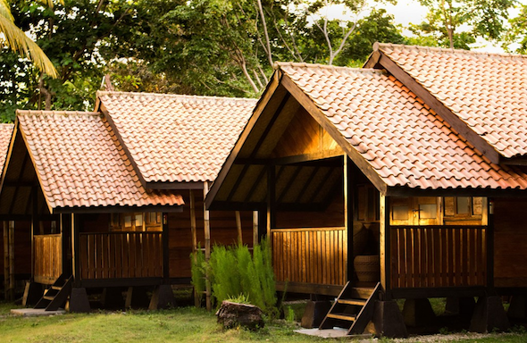 Sumatra Surf Resort uses Little Hotelier reservation management system