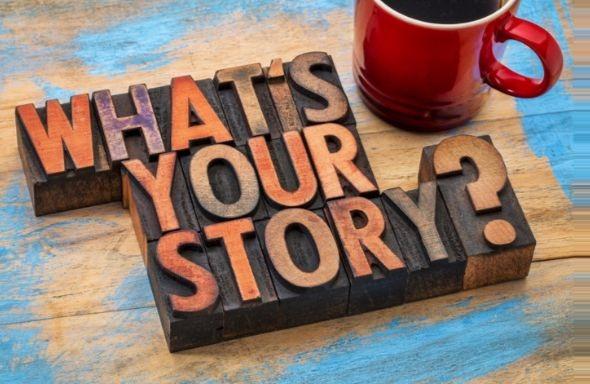 B&B uses storytelling