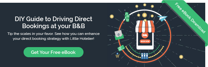 Little Hotelier DIY guide to driving direct bookings at small properties